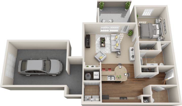 Windsor West Camden Floorplan