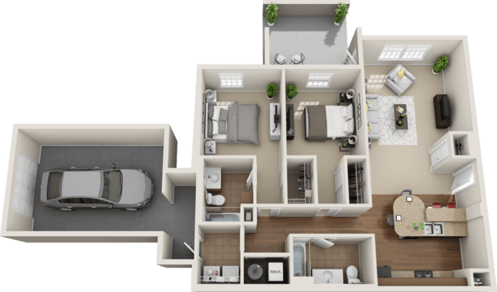 Windsor West Newport Floorplan