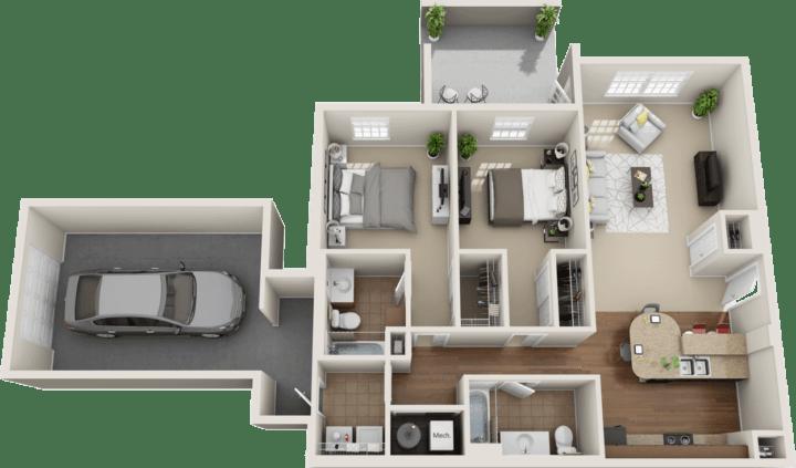 Windsor West Newport Floorplan